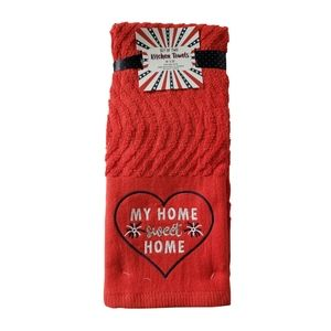 🆕️ 🇺🇲 My Home Sweet Home 4th of July Towel Set